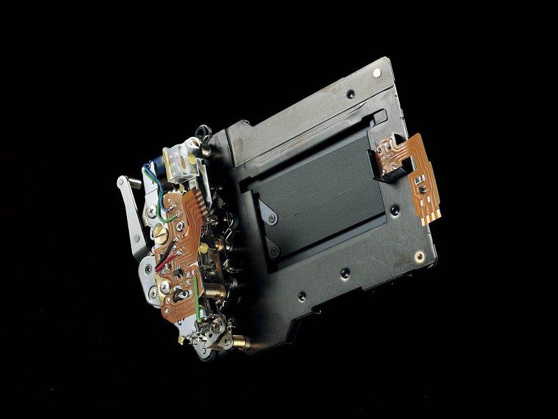Nikon F6 shutter assembly
