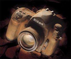 Nikon F6 SLR Camera Brochure