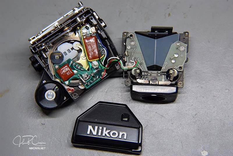 Sover Wong's documentation as he progresses through the repair of your camera is unprecedented