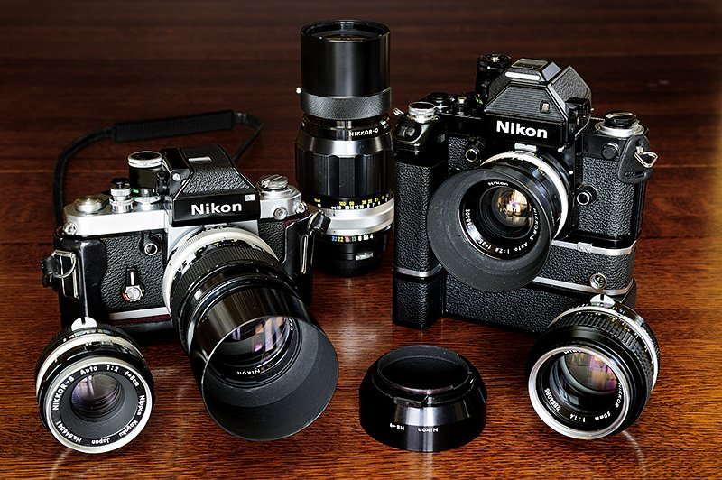 Heavy Metal: The Nikon F2