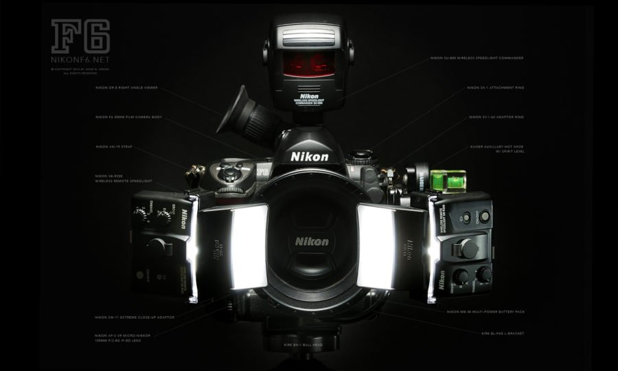 Nikon 35mm film camera. The best of the best.