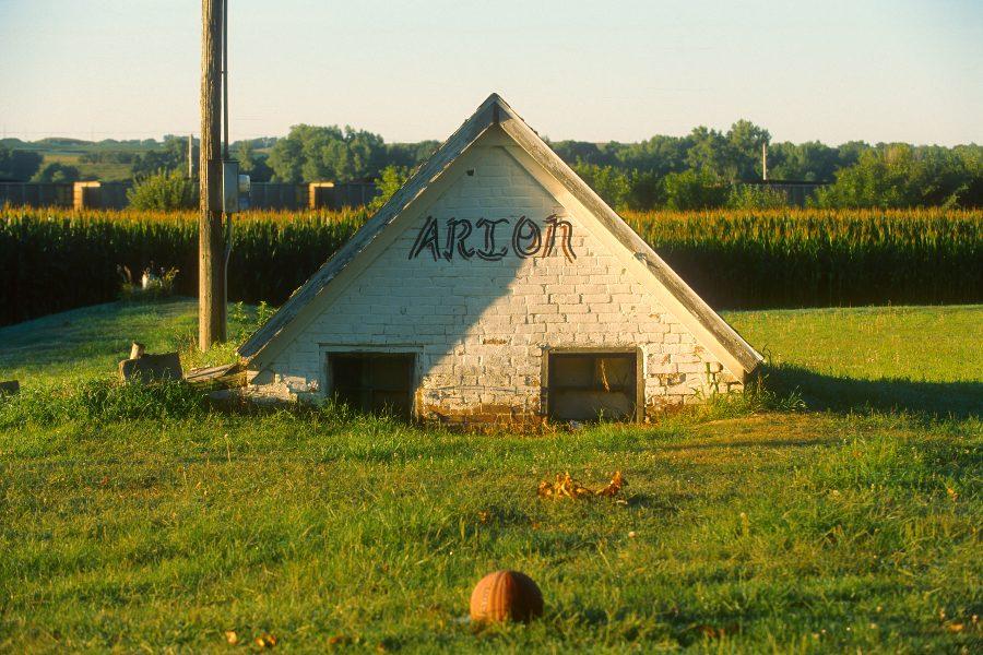 Arion, Iowa - Kodak Ektachrome E100