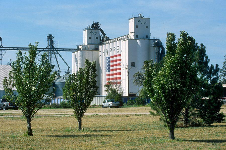 Chappel, Nebraska - Kodak Ektachrome E100